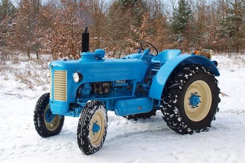 Traktor Kennzeichen | Treckerschild | Nummernschild für landwirtschaftliche Fahrzeuge