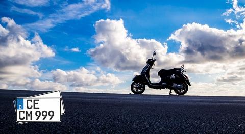 LKR Kennzeichen | Leichtkraftradkennzeichen | Nummernschild für Leichtkraftrad