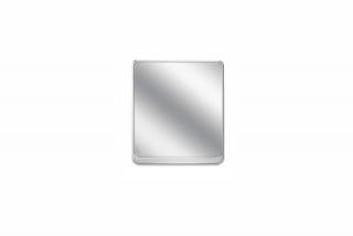 Alu-Verstärker 180 x 200 mm Premium Chrom-Optik
